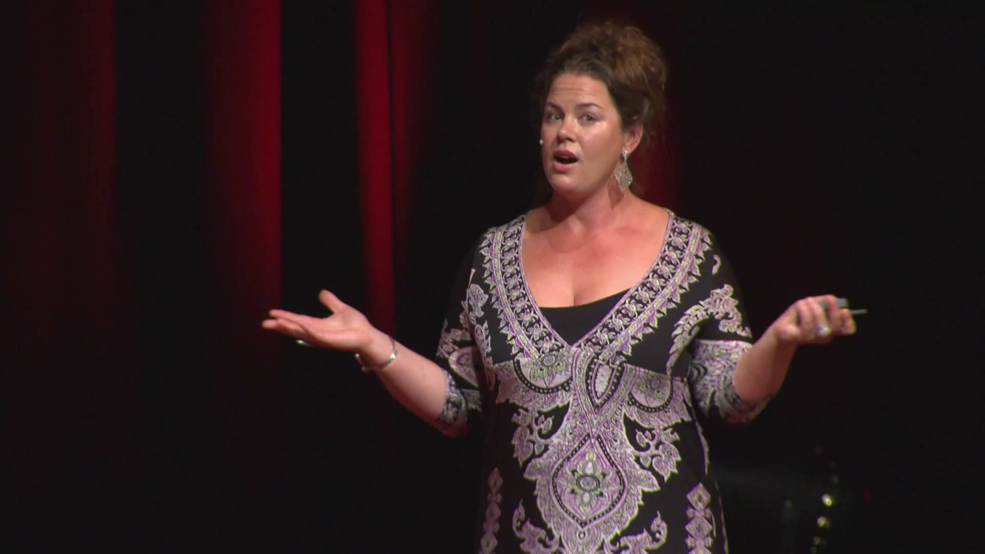 The Power of Enough | Paula Constant | TEDxPerth