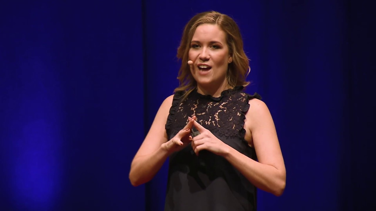 Start somewhere. Anywhere. | Kate McIvor | TEDxPerth