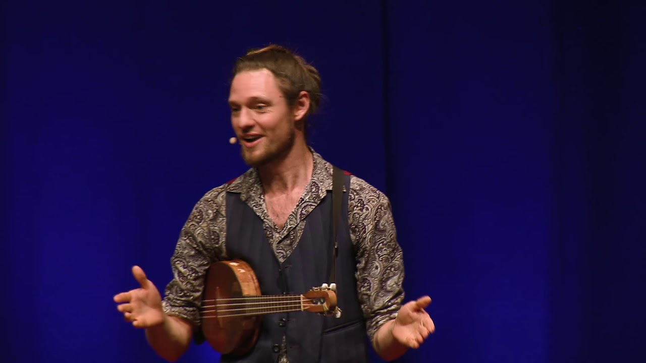 More than a tune: make music with purpose, change your world | Charlie Mgee | TEDxPerth